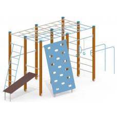 Детский спортивный комплекс C25