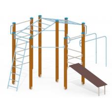 Детский спортивный комплекс C26