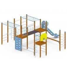 Детский спортивный комплекс C33