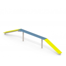 Бревно гимнастическая C71