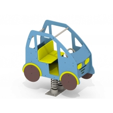 Качалка на пружине Автомобиль K31