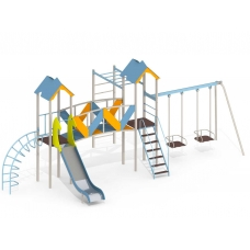 Детский игровой комплекс I106