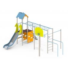 Детский игровой комплекс L109