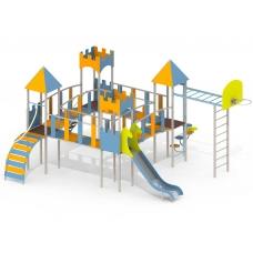 Детский игровой комплекс L110