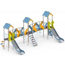 Детский игровой комплекс L113