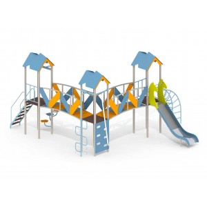 Детский игровой комплекс I114