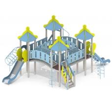 Детский игровой комплекс L201