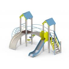 Детский игровой комплекс L92