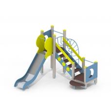 Детский игровой комплекс L95