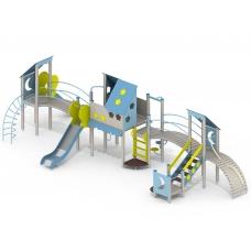 Детский игровой комплекс L97