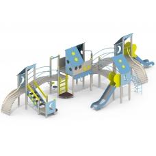 Детский игровой комплекс L98