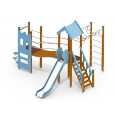 Детский игровой комплекс L104