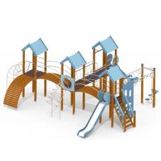 Детский игровой комплекс L105