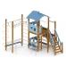 Детский игровой комплекс L106