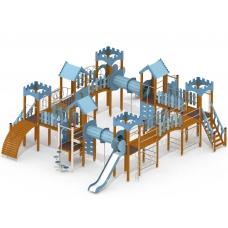 Детский игровой комплекс L107