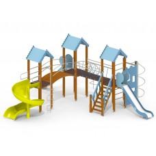 Детский игровой комплекс L112
