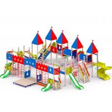 Дитячий ігровий комплекс L114