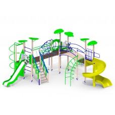 Детский игровой комплекс L115
