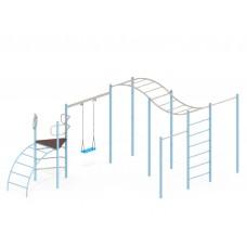 Детский спортивный комплекс M5
