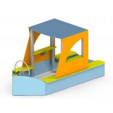Песочный дворик «Яхта» Р26