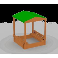 Детская песочница для дома KD02