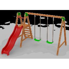 Детский игровой комплекс KD04