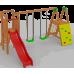Детский игровой комплекс для дома KD05