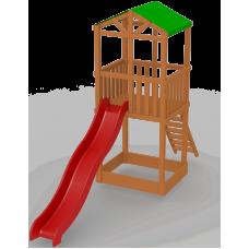 Детский игровой комплекс для дома KD08